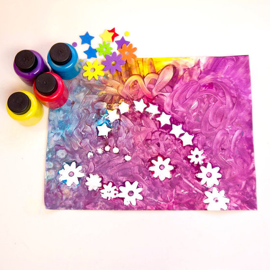 Finger Painting Art Ideas 25 Of The Best Toddler Crafts For Little
