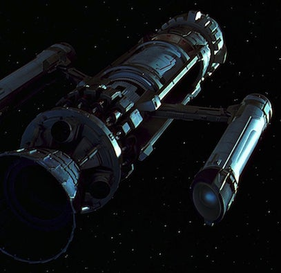 The Phoenix from Star Trek: First Contact