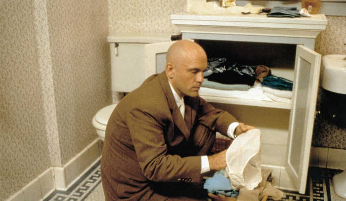 We all dream of being John Malkovich. Thanks to this movie we can feel one step closer to perfection.