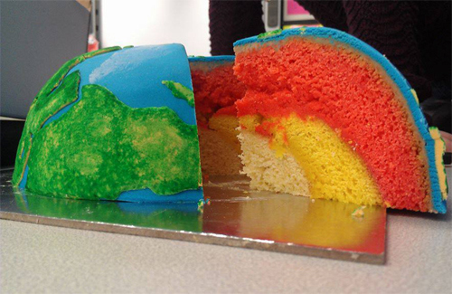 Inch Hemisphere Cake Recipe