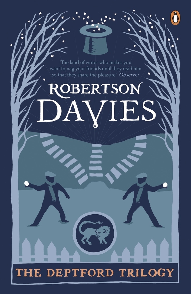 changes identity robertson davies novel fifth business Religion and faith in fifth business robertson davies demonstrates the impact religion has on people in his novel, fifth business.