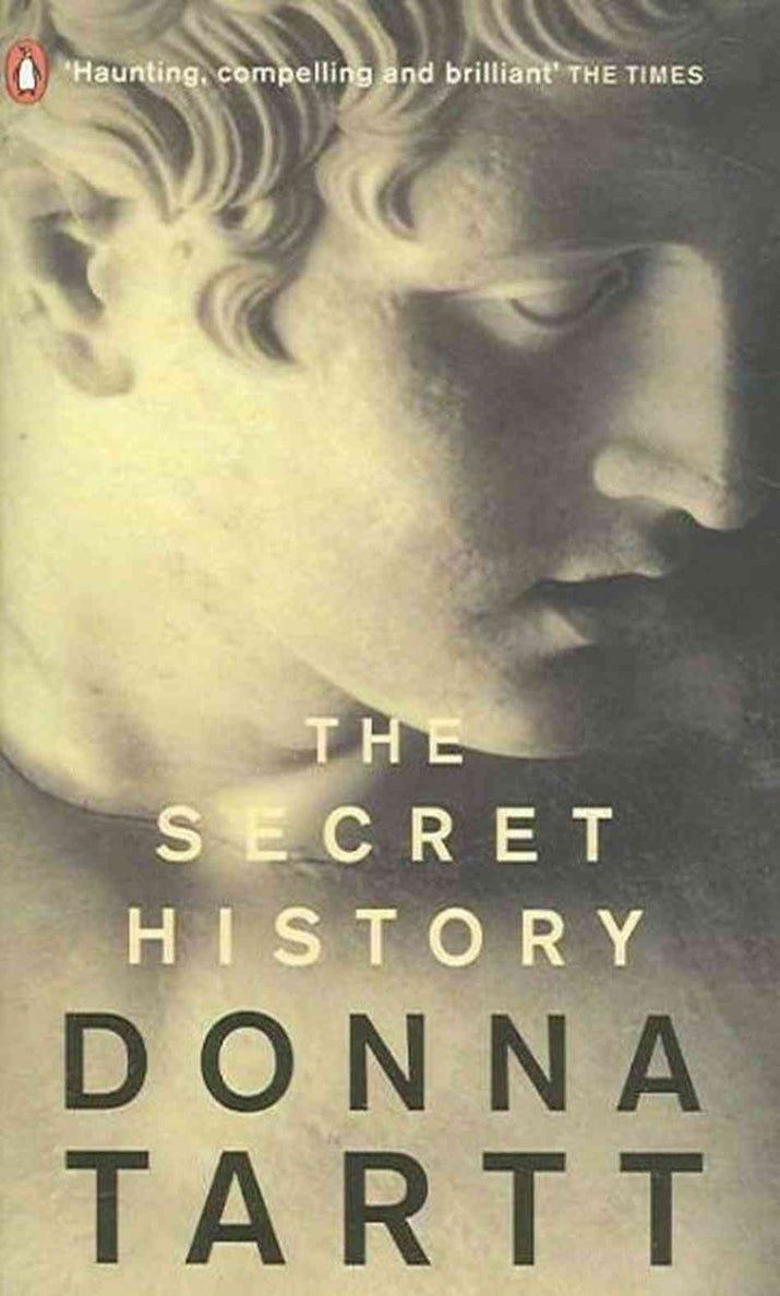 The best time to read The Secret History is probably while you're still in college, because it is about a secret society at a small liberal arts college gone horribly awry, but it is also worth picking up a few years later to be reminded about the intensity of college friendships, and also Ancient Greek.