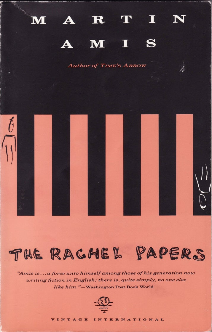 """The Rachel Papers is """"a fairly essential 'leaving adolescence and discovering that everything is still confusing and awful' kind of novel,"""" says my colleague Jack, which seems like a pretty decent recommendation."""