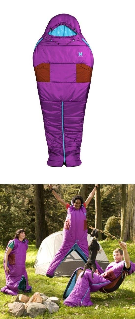 """You can scream from the mountains, """"IT'S LIKE I'M WEARING NOTHING AT ALL!"""" Get it here."""