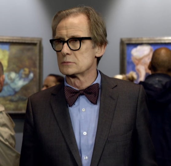 As Dr. Black on Doctor Who