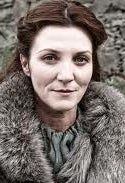 As Catelyn Stark on Game of Thrones