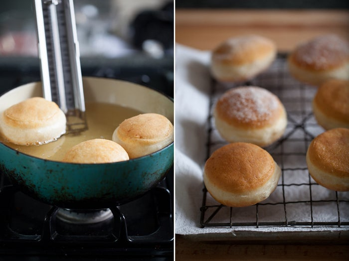 Get the recipe for these Maple Meringue-Filled Donuts here.