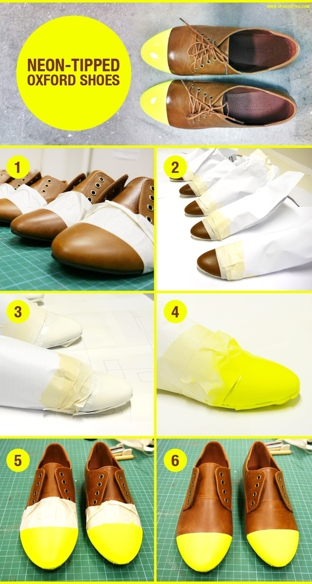 22 DIY Ways To Make Your Whole Life Neon