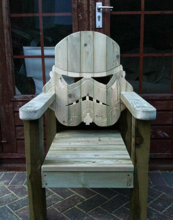 """(Even better if your version of a """"sick lawn chair"""" looks like this.)"""