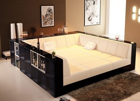 Elegant The Movie Pit Sofa