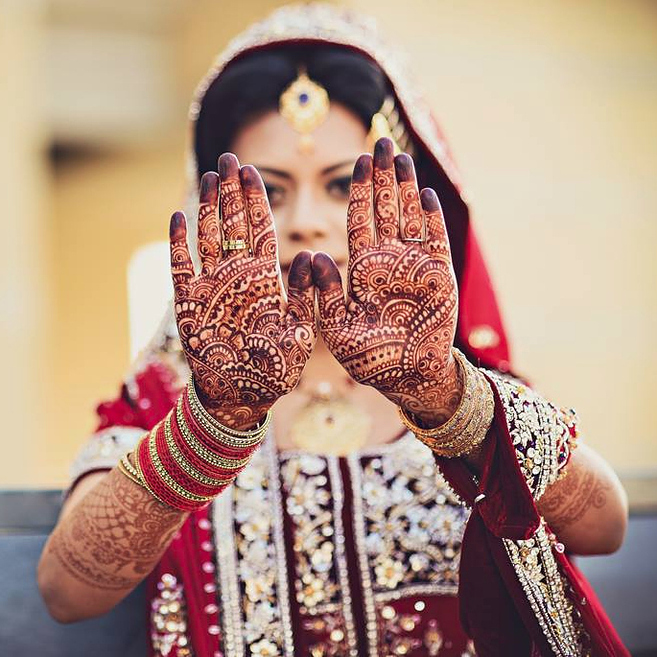 Henna Tattoo Hands Indian : Stunning henna tattoos