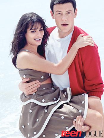 Cory Monteith och Lea Michele dating 2010