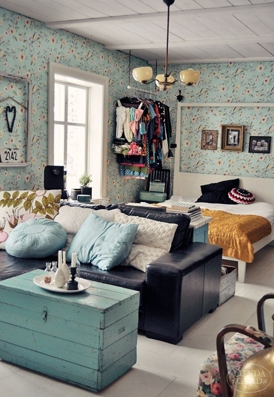 Studio Apartment Arrange Furniture 22 brilliant ideas for your tiny apartment