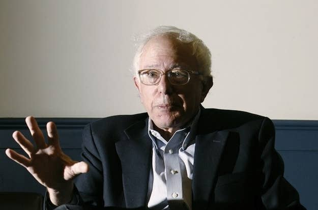 After graduating with a psychology degree from the University of Chicago, Sanders spent time on an Israeli kibbutz (a kind of communal settlement), then moved to Vermont, where he worked as a freelance writer, carpenter and filmmaker.