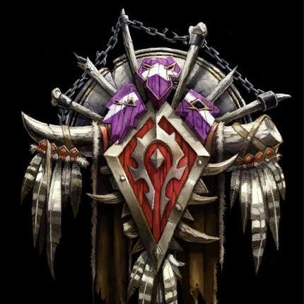 Horde - Orcs, Trolls, Undead, Tauren, Blood Elves, Goblins