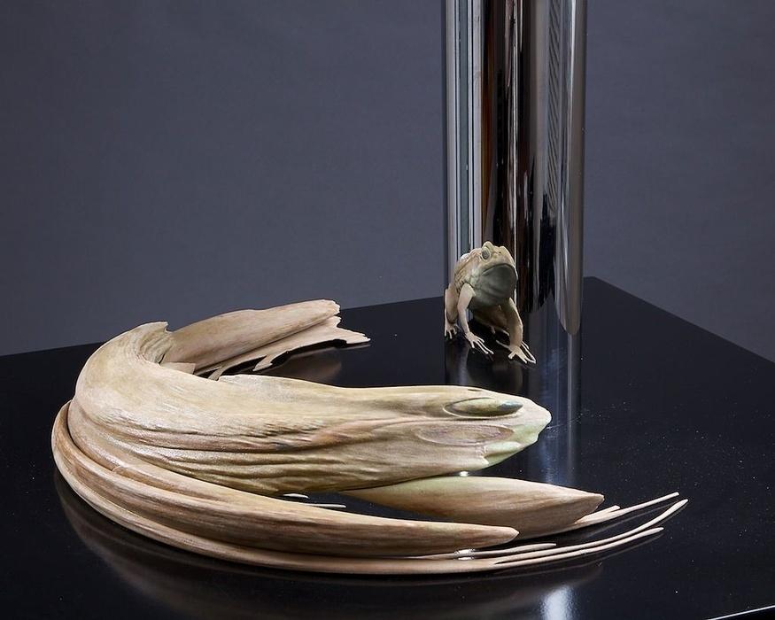 Esculturas anamórficas, de Jonty Hurtwitz