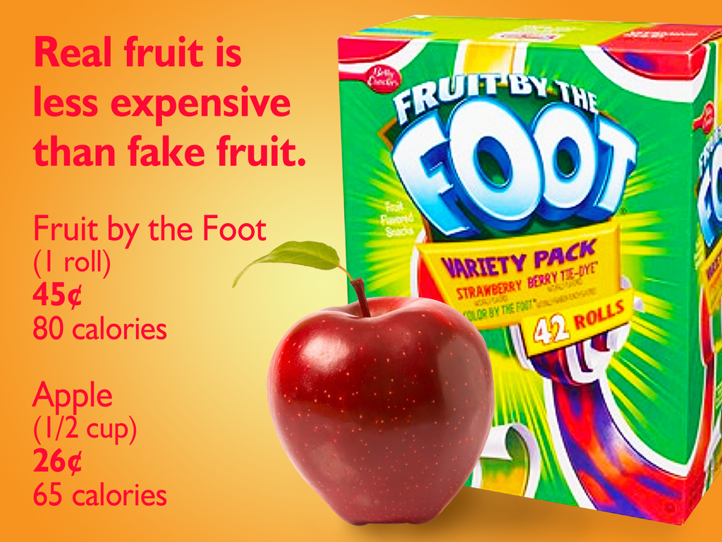 11 Kinds Of Junk Food That Cost Almost Twice As Much As Something Healthier