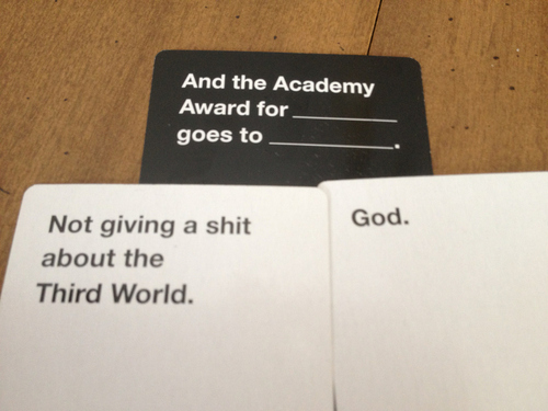 Funny Cards Against Humanity Meme : Cards against humanity best combos that prove this game is
