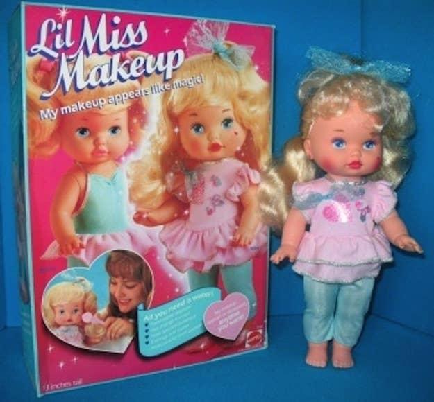 1. Lil Miss Makeup