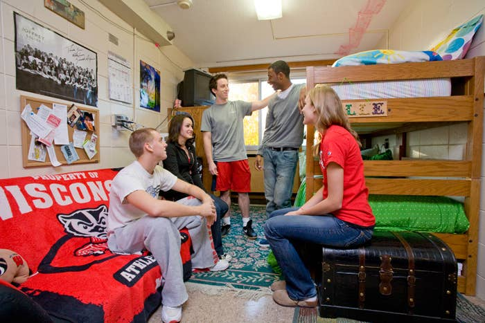 40 signs you went to the university of wisconsin madison 2 you judged people based on where they lived freshman year publicscrutiny Choice Image