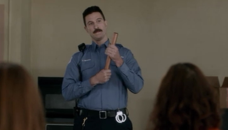 """Half The Cast Of """"Orange Is The New Black"""" Was On """"SVU"""""""