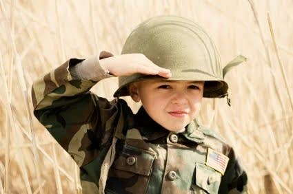 bc9fe42b 25 Signs You Grew Up As A Military Brat