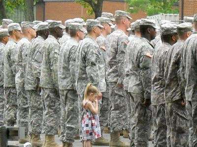 25 signs you grew up as a military brat 24 life is not always easy or fair solutioingenieria Images