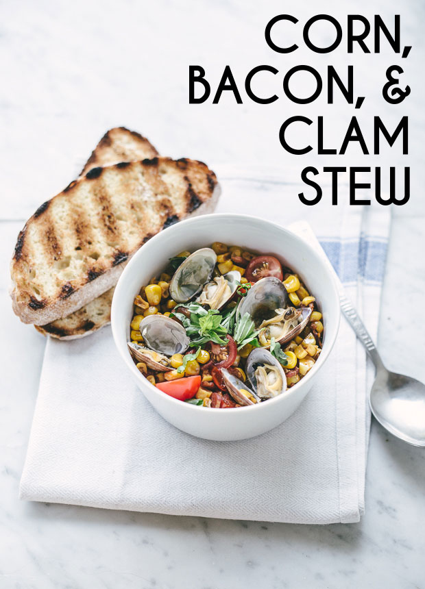 Best One-Pot Summer Stew For A Rainy Day