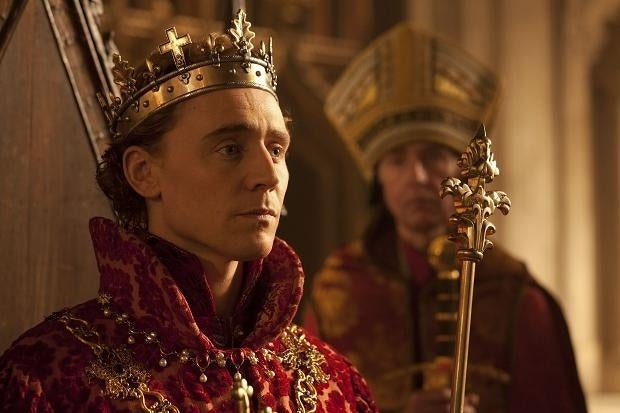 Not only was he in the recent Hollow Crown series as Henry V, Hiddleston has been known to step up on stage and really do Shakespeare justice. His next Shakespearean adventure will be at the Donmar Warehouse as Coriolanus, starting in December 2013.