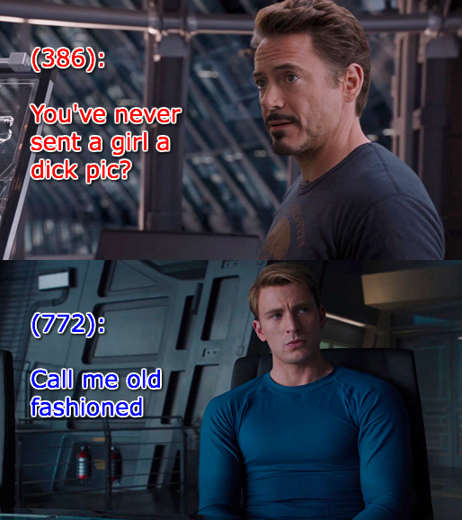 The 24 Best Avengers Texts From Last Night