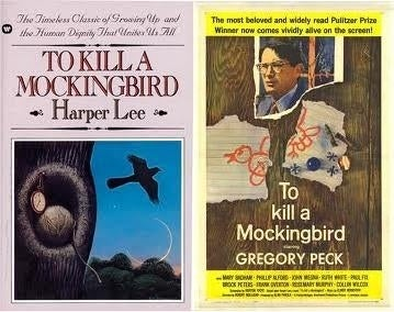 A FAR better book than movie, Harper Lee's novel is, without a doubt, a top ten book. It's criticism of racial relations and descriptions of childhood innocence are unmatched. Gregory Peck saves this movie, in my opinion. His portrayal of Atticus Finch is award winning, but the rest of the cast is mediocre at best and the adaption to film leaves crucial plot elements by the wayside.