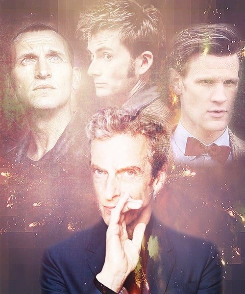 Matt Smith, David Tennant, and Christopher Eccleston all seemed to rush out of the TARDIS for bigger and better things. Capaldi has done it all and this could be his last hurrah. He's closer to the end of his career than the beginning. Soooo.....