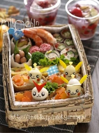 25 Adorable Bento Boxes You Wish Your Mom Made
