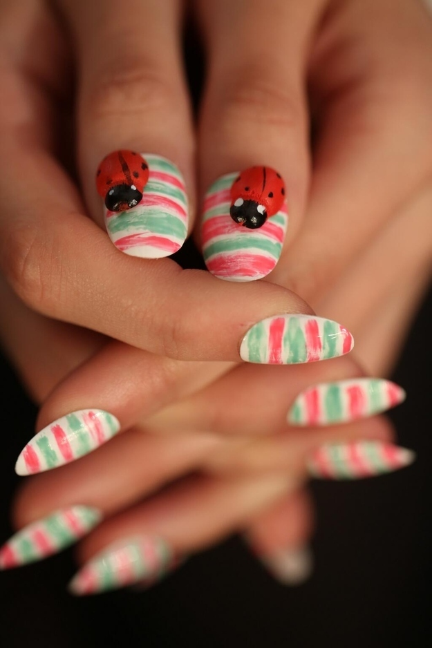 17 Totally Rad Manicures From London Fashion Week