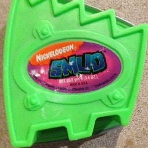 Smud was like Play-Doh that never dried out. It also smelled reallllly bad.