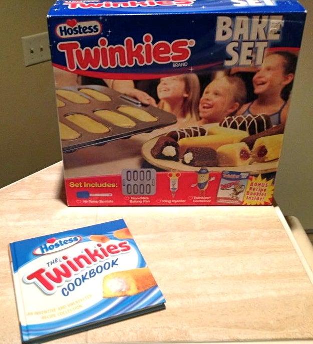 Here's the secret Twinkie recipe.