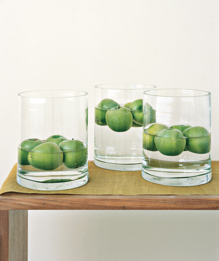 Or float some Granny Smiths: