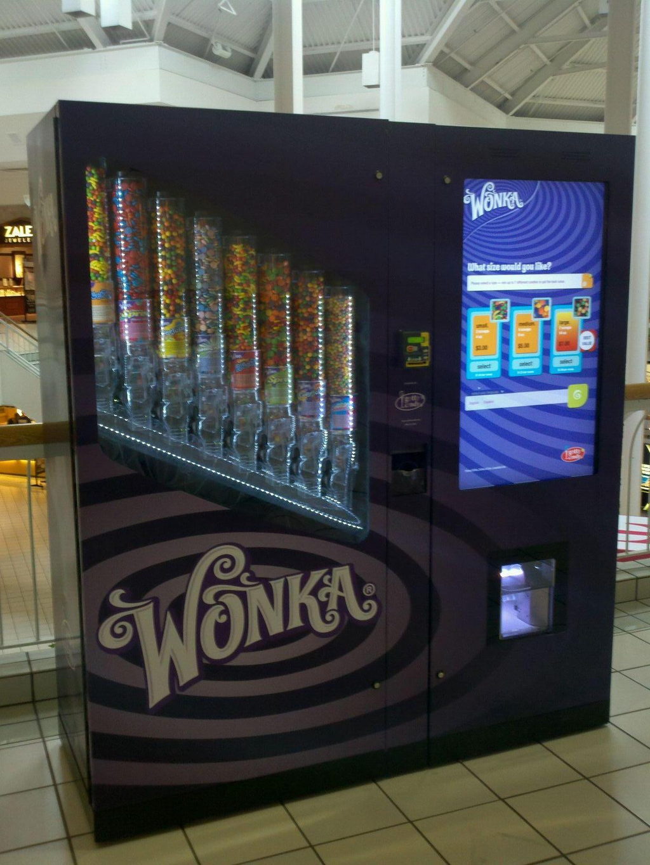 A Vending Machine For Everyone