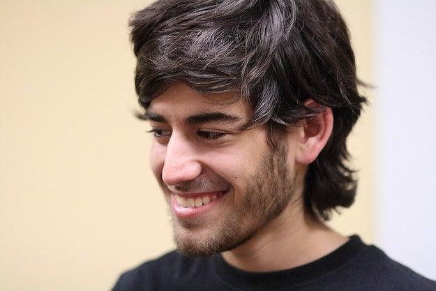 Aaron Swartz in 2009.