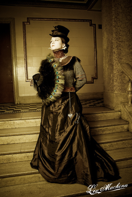 The 6 Rules Of Steampunk Fashion
