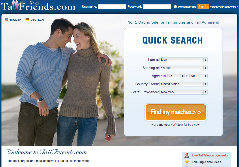 Dating sites for everyone