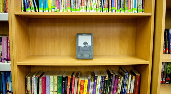 Your Kindle will pay for itself. Find out how here.