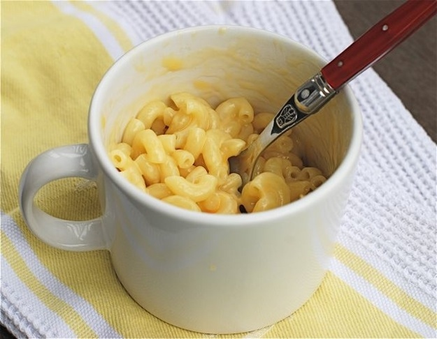 Mac and Cheese In A Cup