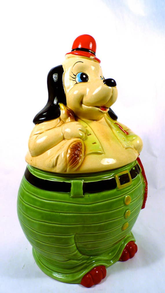 Chihuahua Cookie Jar Inspiration 60 Cookie Jars Shaped Like Dogs