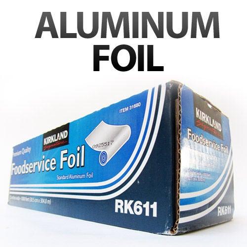30 unusual uses for aluminum foil..