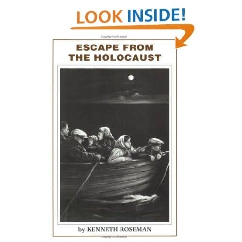 The most bizarre choose your own adventure books escape from the holocaust a jewish do it yourself adventure solutioingenieria Image collections