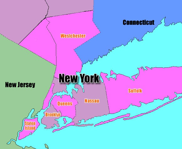 First of all, you knew that although technically it was connected to the five boroughs, Brooklyn and Queens were NOT Long Island, and you should never claim it to be to anyone.
