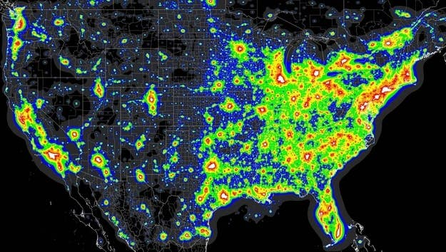 Maps You Never Knew You Needed - Coolest maps of the us