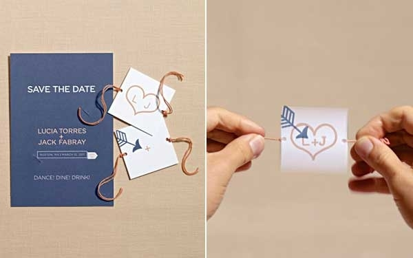 36 Cute And Clever Ways To Save The Date – Save the Date Wedding Ecards
