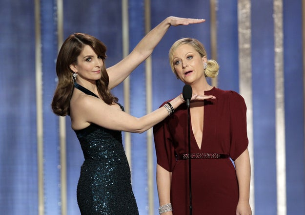 They weren't present last night, but their shadow hung over the whole event. In their Golden Globes stint this year, Fey and Pohler pretty much showed the world how hosting is done. Every time MacFarlane took a wrong step, you couldn't help but think how much better Tina and Amy would have been. When the Academy first sits down to consider next year's show, their top agenda item will surely be whether or not they can lure this duo away from the Globes.
